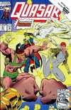 Quasar #41 comic books - cover scans photos Quasar #41 comic books - covers, picture gallery