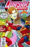 Quasar #54 comic books - cover scans photos Quasar #54 comic books - covers, picture gallery