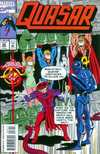 Quasar #56 Comic Books - Covers, Scans, Photos  in Quasar Comic Books - Covers, Scans, Gallery