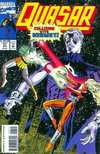 Quasar #57 comic books - cover scans photos Quasar #57 comic books - covers, picture gallery