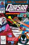 Quasar #6 comic books for sale