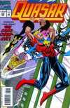 Quasar #60 comic books - cover scans photos Quasar #60 comic books - covers, picture gallery