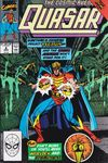 Quasar #8 comic books for sale