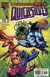 Quicksilver #10 comic books - cover scans photos Quicksilver #10 comic books - covers, picture gallery
