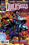 Quicksilver #12 comic books - cover scans photos Quicksilver #12 comic books - covers, picture gallery