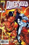 Quicksilver #3 comic books for sale
