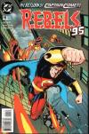 R.E.B.E.L.S. #11 comic books - cover scans photos R.E.B.E.L.S. #11 comic books - covers, picture gallery