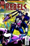 R.E.B.E.L.S. #2 comic books - cover scans photos R.E.B.E.L.S. #2 comic books - covers, picture gallery