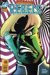 R.E.B.E.L.S. #5 Comic Books - Covers, Scans, Photos  in R.E.B.E.L.S. Comic Books - Covers, Scans, Gallery