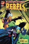 R.E.B.E.L.S. #9 comic books - cover scans photos R.E.B.E.L.S. #9 comic books - covers, picture gallery