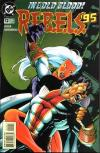 R.E.B.E.L.S. #12 comic books - cover scans photos R.E.B.E.L.S. #12 comic books - covers, picture gallery