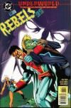 R.E.B.E.L.S. #13 comic books - cover scans photos R.E.B.E.L.S. #13 comic books - covers, picture gallery