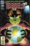 R.E.B.E.L.S. #14 comic books - cover scans photos R.E.B.E.L.S. #14 comic books - covers, picture gallery
