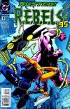 R.E.B.E.L.S. #3 comic books - cover scans photos R.E.B.E.L.S. #3 comic books - covers, picture gallery