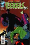 R.E.B.E.L.S. #7 comic books - cover scans photos R.E.B.E.L.S. #7 comic books - covers, picture gallery