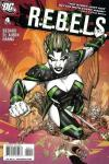 R.E.B.E.L.S. #4 comic books for sale