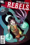 R.E.B.E.L.S. #5 comic books for sale