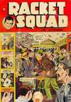 Racket Squad in Action comic books