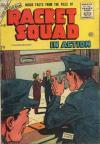 Racket Squad in Action #20 Comic Books - Covers, Scans, Photos  in Racket Squad in Action Comic Books - Covers, Scans, Gallery
