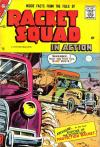Racket Squad in Action #25 comic books for sale