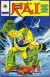 Rai #4 Comic Books - Covers, Scans, Photos  in Rai Comic Books - Covers, Scans, Gallery