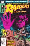 Raiders of the Lost Ark #1 comic books - cover scans photos Raiders of the Lost Ark #1 comic books - covers, picture gallery