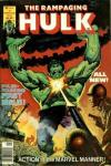 Rampaging Hulk Comic Books. Rampaging Hulk Comics.