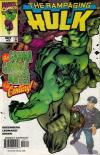Rampaging Hulk #3 comic books - cover scans photos Rampaging Hulk #3 comic books - covers, picture gallery