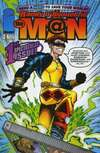 Randy O'Donnell is the Man #1 comic books - cover scans photos Randy O'Donnell is the Man #1 comic books - covers, picture gallery