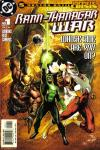 Rann-Thanagar War comic books