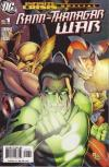 Rann-Thanagar War #1 comic books for sale