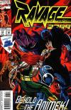 Ravage 2099 #13 comic books - cover scans photos Ravage 2099 #13 comic books - covers, picture gallery