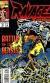 Ravage 2099 #18 comic books - cover scans photos Ravage 2099 #18 comic books - covers, picture gallery