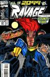 Ravage 2099 #21 comic books - cover scans photos Ravage 2099 #21 comic books - covers, picture gallery