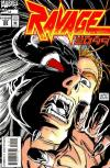 Ravage 2099 #22 comic books - cover scans photos Ravage 2099 #22 comic books - covers, picture gallery