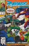 Ravage 2099 #3 comic books for sale