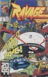 Ravage 2099 #6 comic books - cover scans photos Ravage 2099 #6 comic books - covers, picture gallery