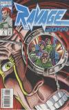Ravage 2099 #8 comic books - cover scans photos Ravage 2099 #8 comic books - covers, picture gallery
