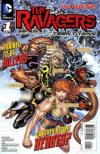 Ravagers #1 Comic Books - Covers, Scans, Photos  in Ravagers Comic Books - Covers, Scans, Gallery