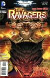 Ravagers #3 Comic Books - Covers, Scans, Photos  in Ravagers Comic Books - Covers, Scans, Gallery