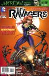 Ravagers #9 Comic Books - Covers, Scans, Photos  in Ravagers Comic Books - Covers, Scans, Gallery