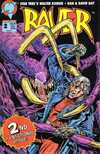 Raver #2 comic books - cover scans photos Raver #2 comic books - covers, picture gallery