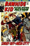 Rawhide Kid #104 comic books - cover scans photos Rawhide Kid #104 comic books - covers, picture gallery