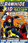 Rawhide Kid #105 Comic Books - Covers, Scans, Photos  in Rawhide Kid Comic Books - Covers, Scans, Gallery