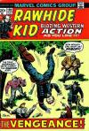 Rawhide Kid #109 comic books - cover scans photos Rawhide Kid #109 comic books - covers, picture gallery