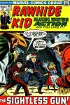 Rawhide Kid #110 comic books - cover scans photos Rawhide Kid #110 comic books - covers, picture gallery