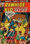 Rawhide Kid #111 comic books - cover scans photos Rawhide Kid #111 comic books - covers, picture gallery