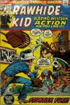 Rawhide Kid #112 comic books - cover scans photos Rawhide Kid #112 comic books - covers, picture gallery