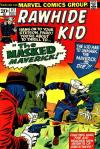 Rawhide Kid #117 Comic Books - Covers, Scans, Photos  in Rawhide Kid Comic Books - Covers, Scans, Gallery
