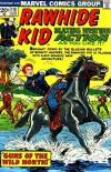 Rawhide Kid #118 comic books - cover scans photos Rawhide Kid #118 comic books - covers, picture gallery